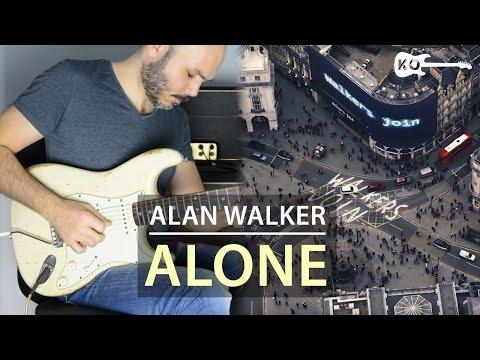 Alan Walker - Alone - Electric Guitar Cover by Kfir Ochaion