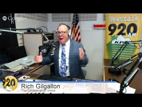 Rich Gilgallon - The Rich Gilgallon Show on KPSI Radio