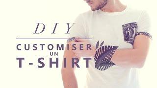 Pour le tuto d'aujourd'hui, on vous explique comment personnaliser un T-shirt ! On vous montre ça avec un model masculin, mais c'est un truc que vous pourrez ...
