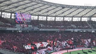 2018.2.24 J1#1 F東京vs浦和 @味スタ.