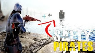 SALTY PIRATES - Official 6 Man Small Tribe Servers - Ark:survival Evolved  -Ep.2
