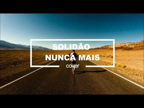 Adriano Cardoso-Solidão Nunca mais  Voz e Piano Cover