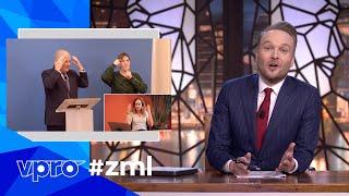 Lubach over burgemeester Utrecht en doventolk