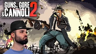 PRIMER CONTACTO | Guns, Gore & Cannoli 2 | Gameplay Español