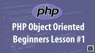 PHP Object Oriented Programming (OOP) For Beginners Lesson 1 Mp3