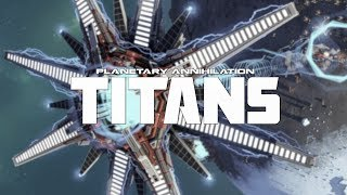 Planetary Annihilation: Titans TABLE LEAGUE 1 // The Very First Match