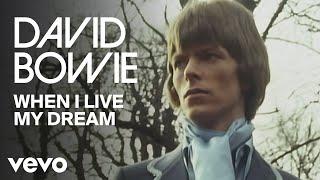 David Bowie - When I Live My Dream