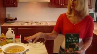Betty's Mealtime Favorite Macaroni Salad