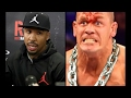 Should Andre Ward should fight John Cena for WWE Heavyweight title? DyMiller Mariette