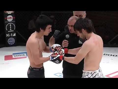 ACB 4: Фирдавс Зарипов vs. Нашхо Галаев   Firdavs Zaripov vs. Nashkho Galaev