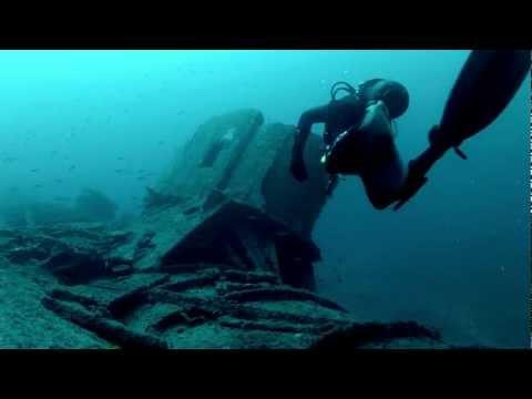Buceo en Mallorca: Submarino hundido