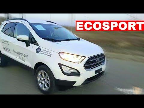 Ford Ecosport 2018 3 Cilindros [En Vivo] Camioneta SUV SubCompacta