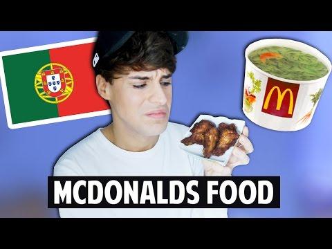 PORTUGUESE MCDONALD