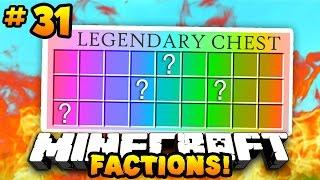Minecraft FACTIONS VERSUS 'THE LUCKIEST MAN ALIVE!' #31 w/ PrestonPlayz