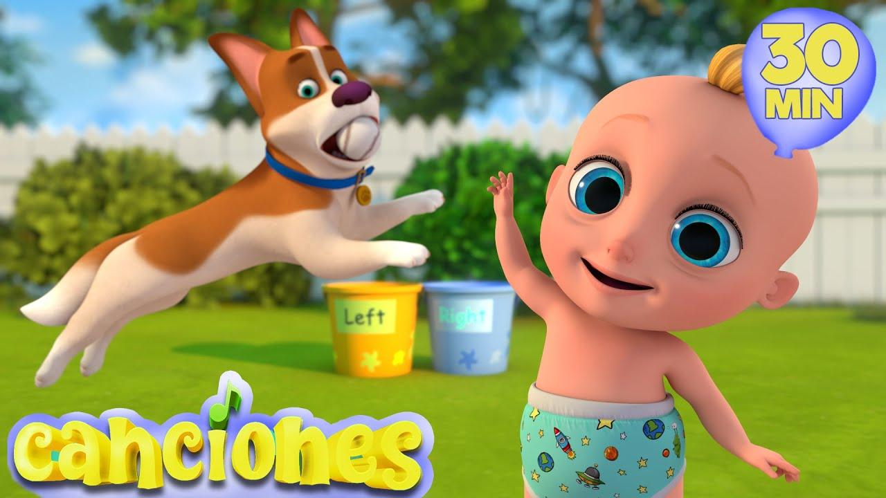 Rueda, Rueda y Las Mejores Canciones Infantiles | LooLoo