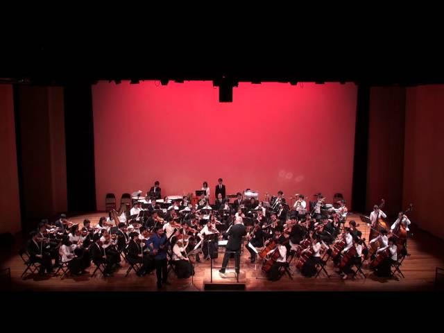 【香港青年愛樂樂團】赴荷蘭參賽樂曲 5_巴松管與樂隊