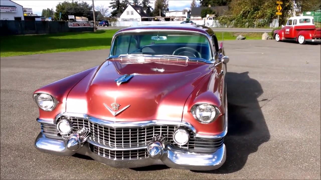 1954 Cadillac Series 62 Youtube