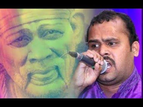 non stop sai bhajan @ omkar mahadik