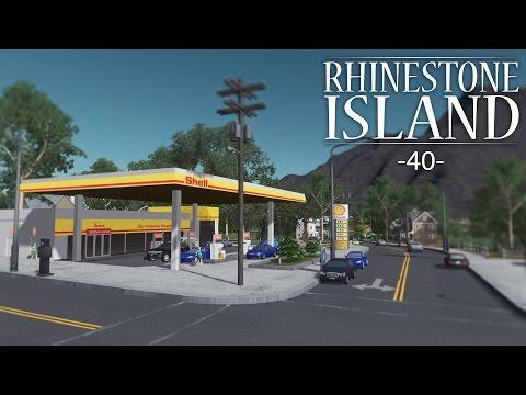 "Cities Skylines - Rhinestone Island [PART 40] ""Terraforming and Progress!"""