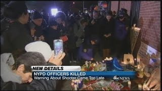 WEBCAST: Hundreds Honor NYPD Officers Killed in Ambush