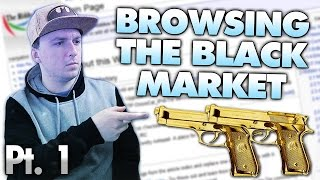 BROWSING THE MARKET ON THE DEEP WEB! Part 1/2 - DeepWebMonday #21