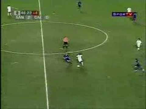 SANTOS FC - GOL DO TÍTULO E APITO FINAL