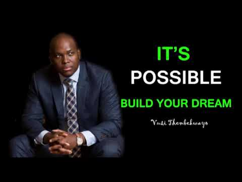 Vusi empower young entrepreneurs in south africa