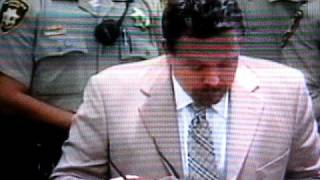 guilty verdict and all motions denied oj 2008 trial