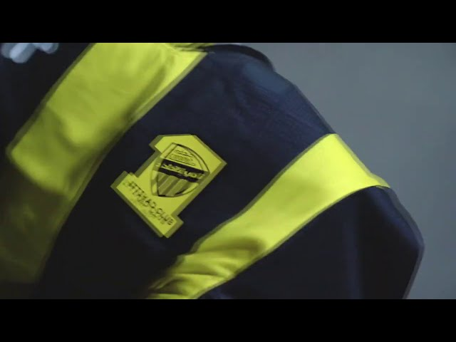 اعلان طقم الاتحاد لموسم ٢٠٢٠/٢٠٢١