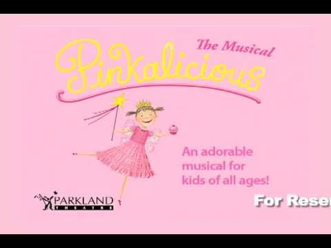 Pinkalicious, The Musical at Parkland Theatre