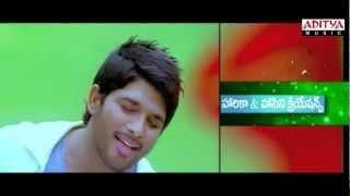 O Madhu Promo Song - Julayi Movie