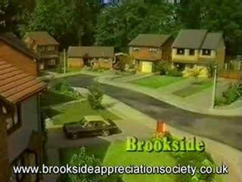Brookside - Opening Credits - UK TV