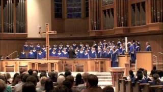 Natufurahi Siku Ya Leo - BCHS Chorus