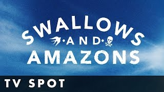 Swallows and Amazons TV Spot - Out now on DVD, Blu-ray and Digital | StudiocanalUK