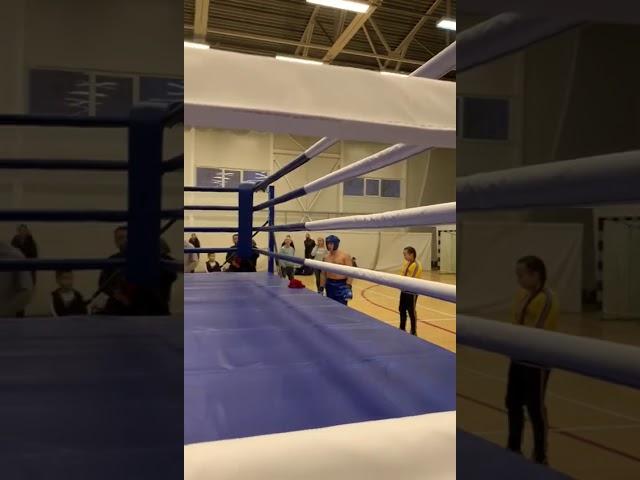 Чемпионат Л.О Рахимов vs Климук