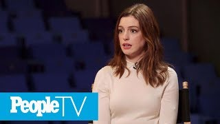 Why Anne Hathaway Doesn't Believe In Mommy Guilt | PeopleTV