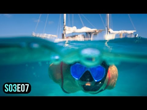 Living Off the Grid in Paradise🌴🌊🐠 | Sailing & Cruising Belize | S03E07