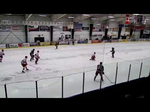 Campbell River Storm vs  Oceanside Generals   VIJHL  Hockey Friday Feb. 12 2016