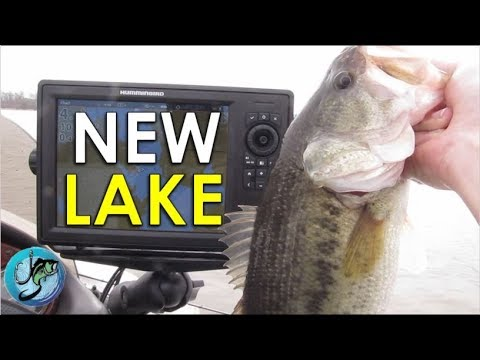 How To Fish Lakes You've Never Been To | Bass Fishing Tips