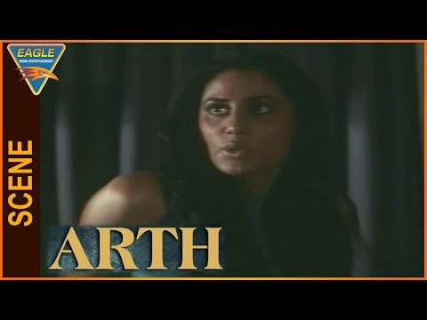 Arth Hindi Movie || Shabana Azmi Best Scene || Eagle Entertainment Official