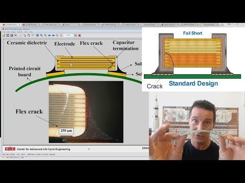 EEVblog #1037 - Solving Ceramic Capacitor Cracking