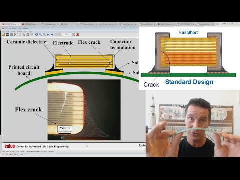EEVblog #1037 - Solving Ceramic Capacitor Cracking