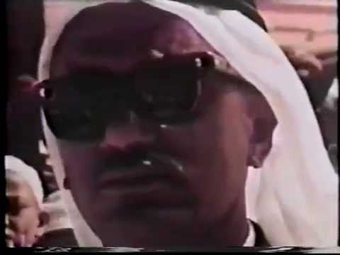 Disturbing Footage Of Black Africans Being Sold In An Arab Slave Market