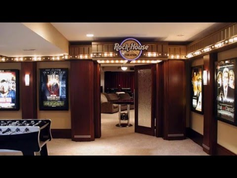 Home Theater Doors Ideas