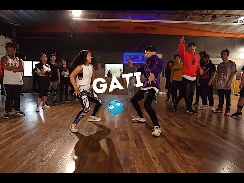 Gabe and Tati😍🔥JACKIE CHAN - Tiësto ft Post Malone Dance | Matt Steffanina |#GaTi