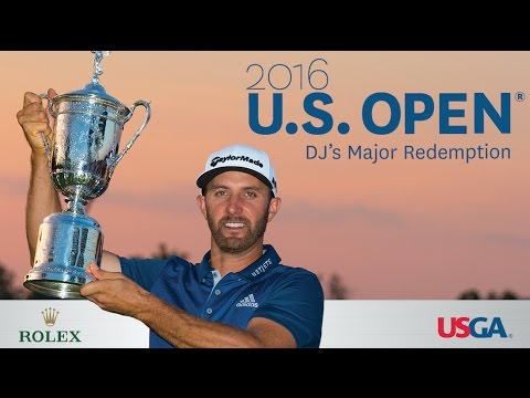 2016 U.S. Open: DJ's Major Redemption