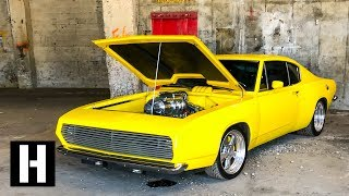 600hp Widebody Daily Driven Barracuda: All Custom Everything!