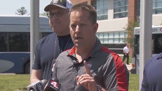 Police union president calls out Columbus mayor for lack of leadership during protests