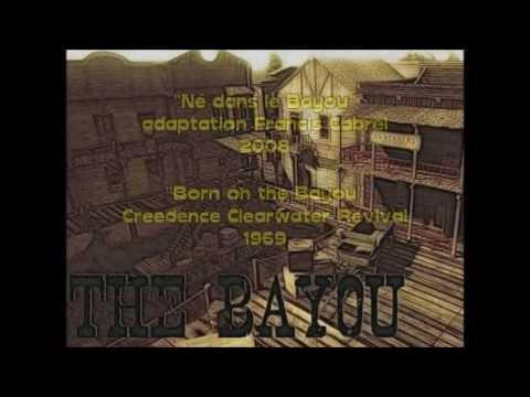 Né dans le Bayou - Cabrel  - CCR (reprise JC)
