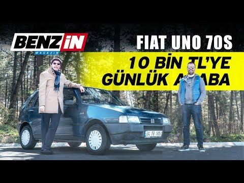 Fiat Uno 70 S | 10 Bin TL'ye Araba | Bir Tur Versene